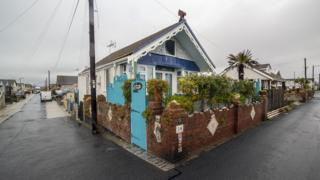 A house in Jaywick