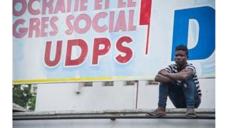 Les organisateurs de la marche (UDPS et Rassemblement) ont indiqué qu'ils comptent marcher jusqu'au palais présidentiel.