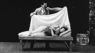 Georges Méliès for inside one of im film
