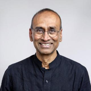 Prof Sir Venki Ramakrishnan