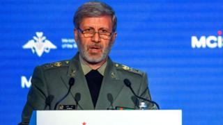 ईरान के विदेश मंत्री