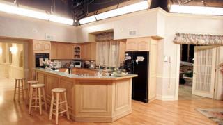 Tony Soprano house