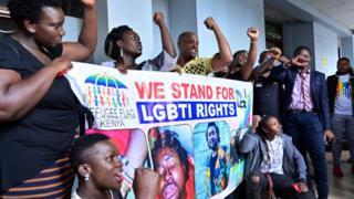 Militants des droits des LGBTQ