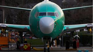 Indege za Boeing 737 Max zarahagaritswe hose ku isi