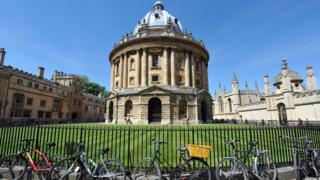 Radcliffe Camera in Oxford