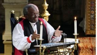 епископ Майкл Карри