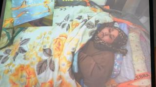 Eman Ahmed Abd El Aty avait eu des difficultés à se rendre en Inde en raison de sa santé fragile