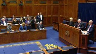 Abortion: NI politicians' bid to halt law changes fails