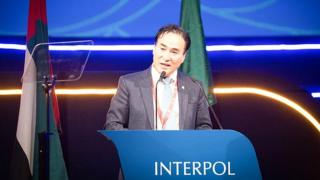 Kim Jong-yang, Interpol's new president