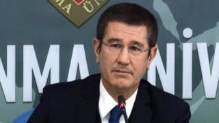 Türkiyənin müdafiə naziri Nurettin Canikli