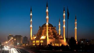 'Sabanci Central Mosque'