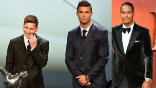 Messi, Ronald et Van Dijk nominés pour le prix du meilleur joueur UEFA.