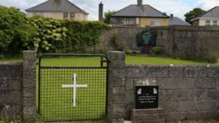 Significant quantities of human remains have been found at site of a former mother and baby home in Tuam