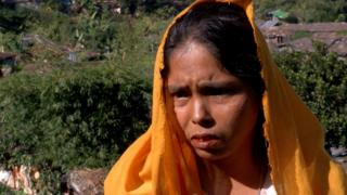 স্বামী হত্যার বর্ণনা দিচ্ছেন মজিনা খাতুন