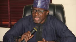 Mallam Ishaq Modibbo Kawu, Oludari agba NBC