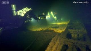 발트해 해저의 '환경 시한폭탄'