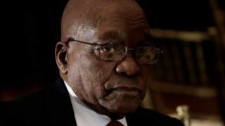 Rais Jacob Zuma wa Afrika Kusini