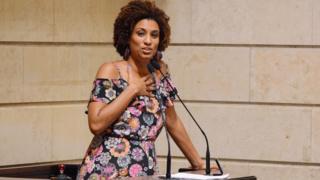 Marielle Franco na Câmara