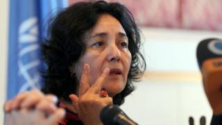 La nouvelle cheffe de la Monusco a plus de 30 ans d'expérience en droit international et en protection des civils.