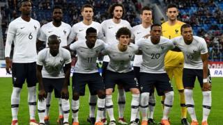 تیم ملی فوتبال فرانسه