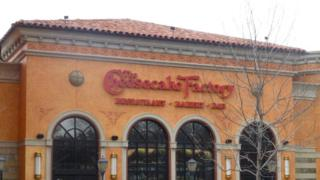 The Cheesecake Factory restaurant.