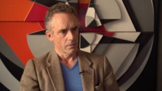 University of Toronto professor Jordan Peterson