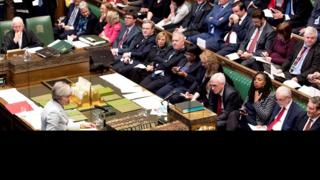 ब्रिटिश संसदमा प्रधानमन्त्री