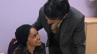 Nadiya and Abdal Hussain
