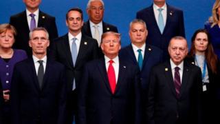 NATO aile fotoğrafı