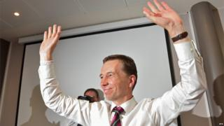Bernd Lucke elected new Alfa leader (19 July)