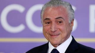 Presidente de Brasil, Michel Temer