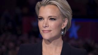 Fox News host Megyn Kelly during Republican debate