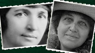 Margaret Sanger y Katharine McCormick