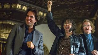 Bobby Cannavale, PJ Byrne and JC MacKenzie in Vinyl