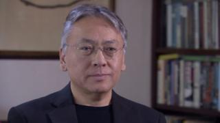 Нобелевский лауреат Кадзуо Исигуро