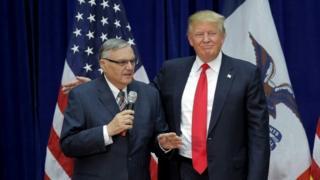 صدر ٹرمپ اور جو آرپائیو