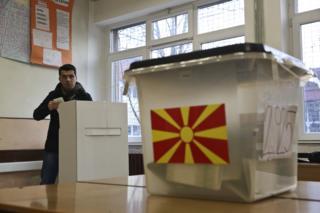 Вибори у Македониї