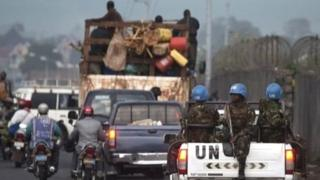 """M. Hussein estime que cette milice soutient les autorités dans la lutte """"contre la rébellion Kamwina Nsapu."""""""
