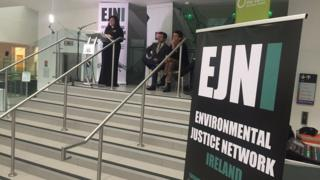 Launch of Environmental Justice Network Ireland