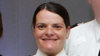 Eilish MacSherry, 41, was a serving off-duty PSNI officer at the time of the crash
