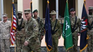 فرمانده ناتو در افغانستان