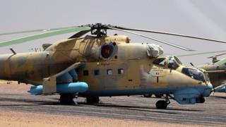 Un hélicoptère de l'armée tchadienne a été retrouvé à Faya avec ses 4 membres d'équipage morts.