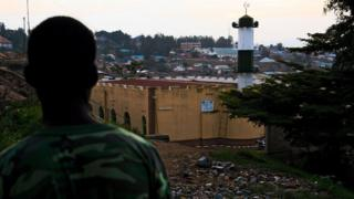 Mosalasi ni Rwanda