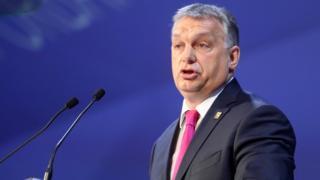 Премьер-министр Виктор Орбан