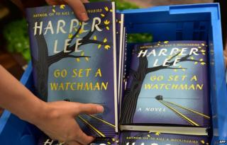 Copies of Go Set a Watchman on sale