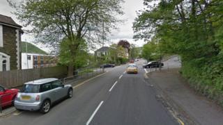 A4054 Merthyr Road, Pontypridd