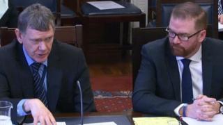 Andrew McCormick and Simon Hamilton
