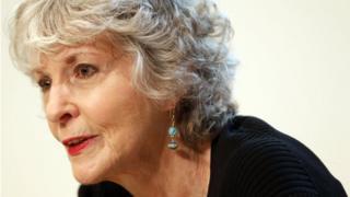 US writer Sue Grafton