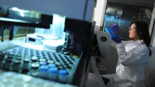 MSD laboratory