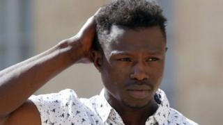 A yanzu Mamoudou gassama ya zama dan kasar Faransa
